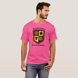 Herefordshire Board Gamers luxury t-shirt