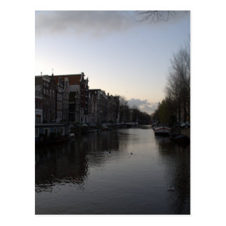 Herengracht, Amsterdam Postcard