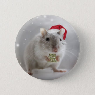 Here's a little Christmas gift for you xxx 6 Cm Round Badge