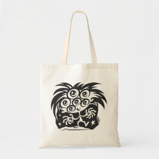 Here's Looking At You! Budget Tote Bag