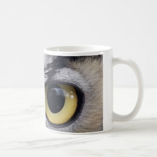"""Here's Looking at You"", The Art of Steven Wolf Coffee Mug"