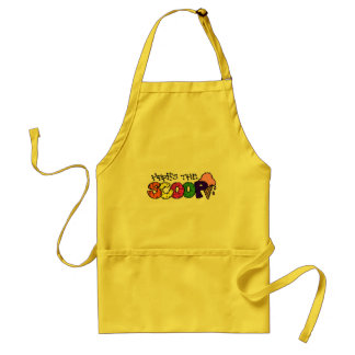 Here's the Scoop Apron