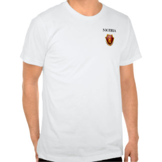 Heritage Lines T-Shirt NIGERIA  Prep