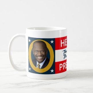 Herman Cain 2012 Mug