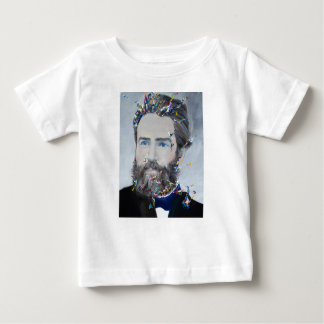 herman melville - oil portrait baby T-Shirt