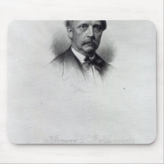 Hermann von Helmholtz, engraved by C.H Jeens Mouse Pad