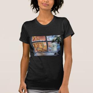 Hermes the Maltese T-Shirt