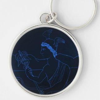 Hermes - The Messenger God Key Ring