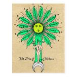 Hermes Tree of Alchemy