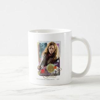 Hermione 14 basic white mug