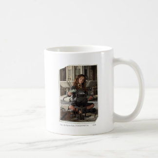 Hermione 20 basic white mug