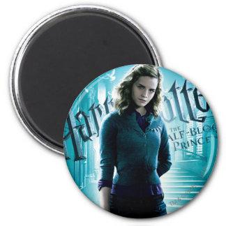 Hermione Granger 6 Cm Round Magnet