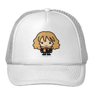 Hermione Granger Cartoon Character Art Cap