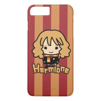 Hermione Granger Cartoon Character Art iPhone 7 Plus Case