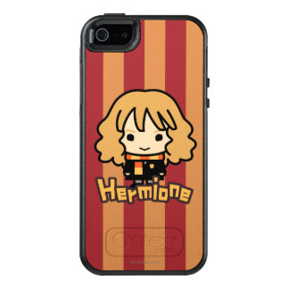 Hermione Granger Cartoon Character Art OtterBox iPhone 5/5s/SE Case
