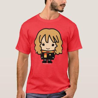 Hermione Granger Cartoon Character Art T-Shirt