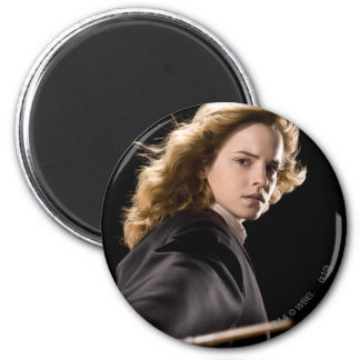 Hermione Granger Ready For Action 6 Cm Round Magnet