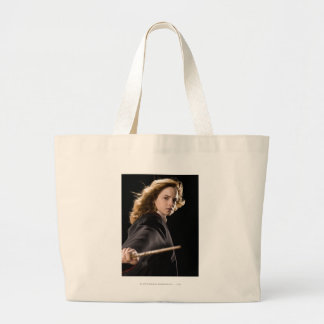 Hermione Granger Ready For Action Jumbo Tote Bag
