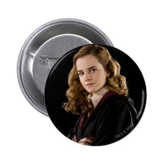 Hermione Granger Scholarly 6 Cm Round Badge