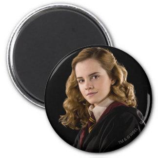 Hermione Granger Scholarly 6 Cm Round Magnet