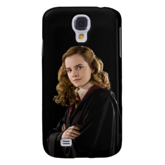 Hermione Granger Scholarly Galaxy S4 Cases