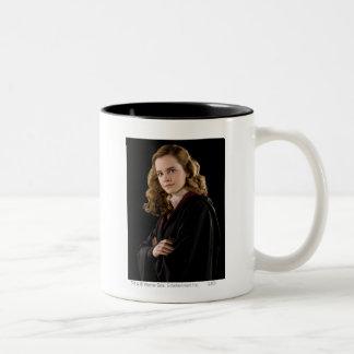 Hermione Granger Scholarly Two-Tone Coffee Mug