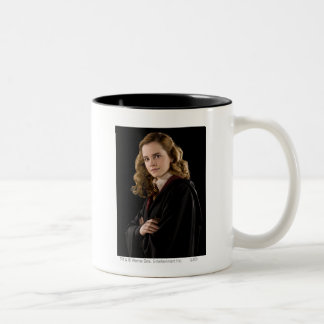Hermione Granger Scholarly Two-Tone Mug