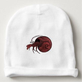 Hermit Crab Baby Beanie