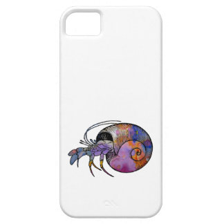 Hermit Crab Barely There iPhone 5 Case