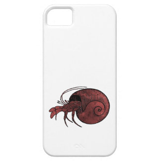 Hermit Crab iPhone 5 Covers