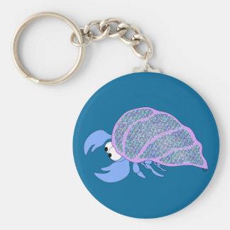 Hermit Crab Key Ring