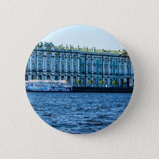 Hermitage 6 Cm Round Badge