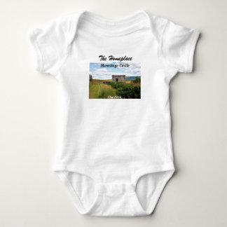 Hermitage Castle –  Clan Elliot Baby Bodysuit