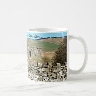Hermitage Castle –  Clan Elliot Coffee Mug
