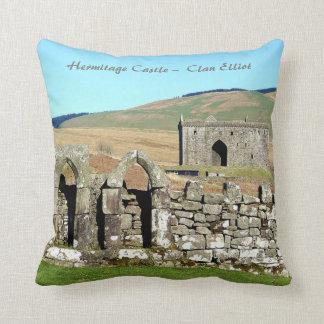 Hermitage Castle –  Clan Elliot Cushion