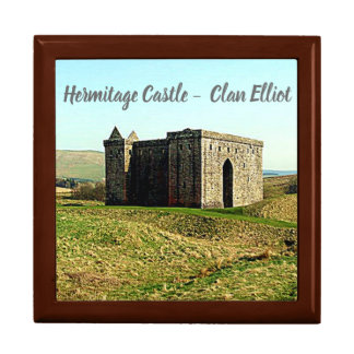 Hermitage Castle –  Clan Elliot Gift Box