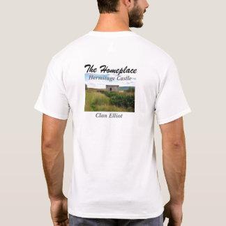 Hermitage Castle –  Clan Elliot T-Shirt