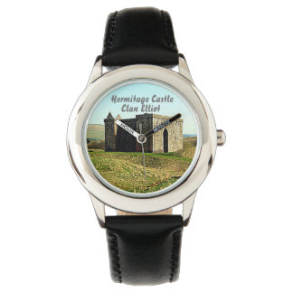Hermitage Castle –  Clan Elliot Watch