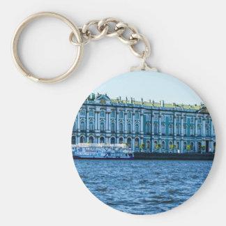 Hermitage Key Ring
