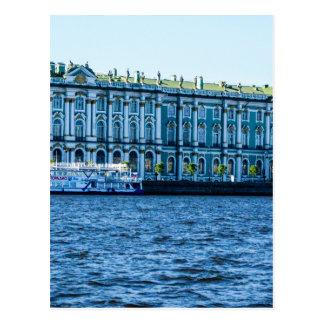 Hermitage Postcard