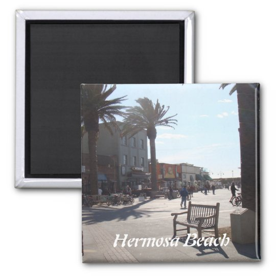 Hermosa Beach, California Magnet
