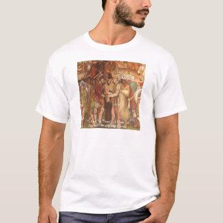 Hernando Cortez In Veracruz Wisdom Quote Gifts T-Shirt
