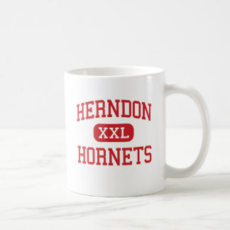 Herndon - Hornets - High School - Herndon Virginia Coffee Mug