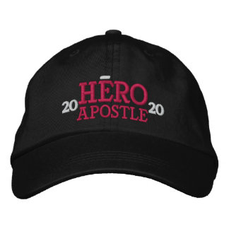 HERO APOSTLE 2020 EMBROIDERED HAT