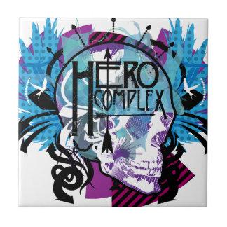 Hero Complex Graphic Art Tile