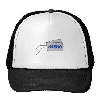 HERO DOG TAGS TRUCKER HAT