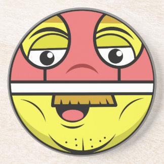 Hero Face Coaster