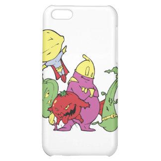 hero foods iPhone 5C cases