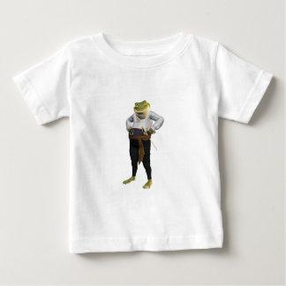 Hero Frog Baby T-Shirt