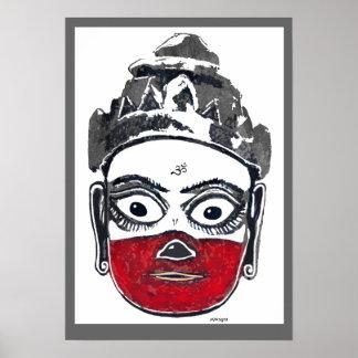 Hero Hanuman Poster Posters